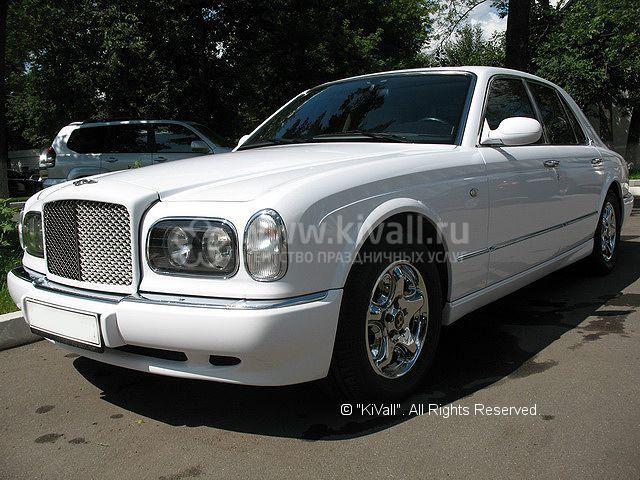 аренда машины на свадьбу bentley azure